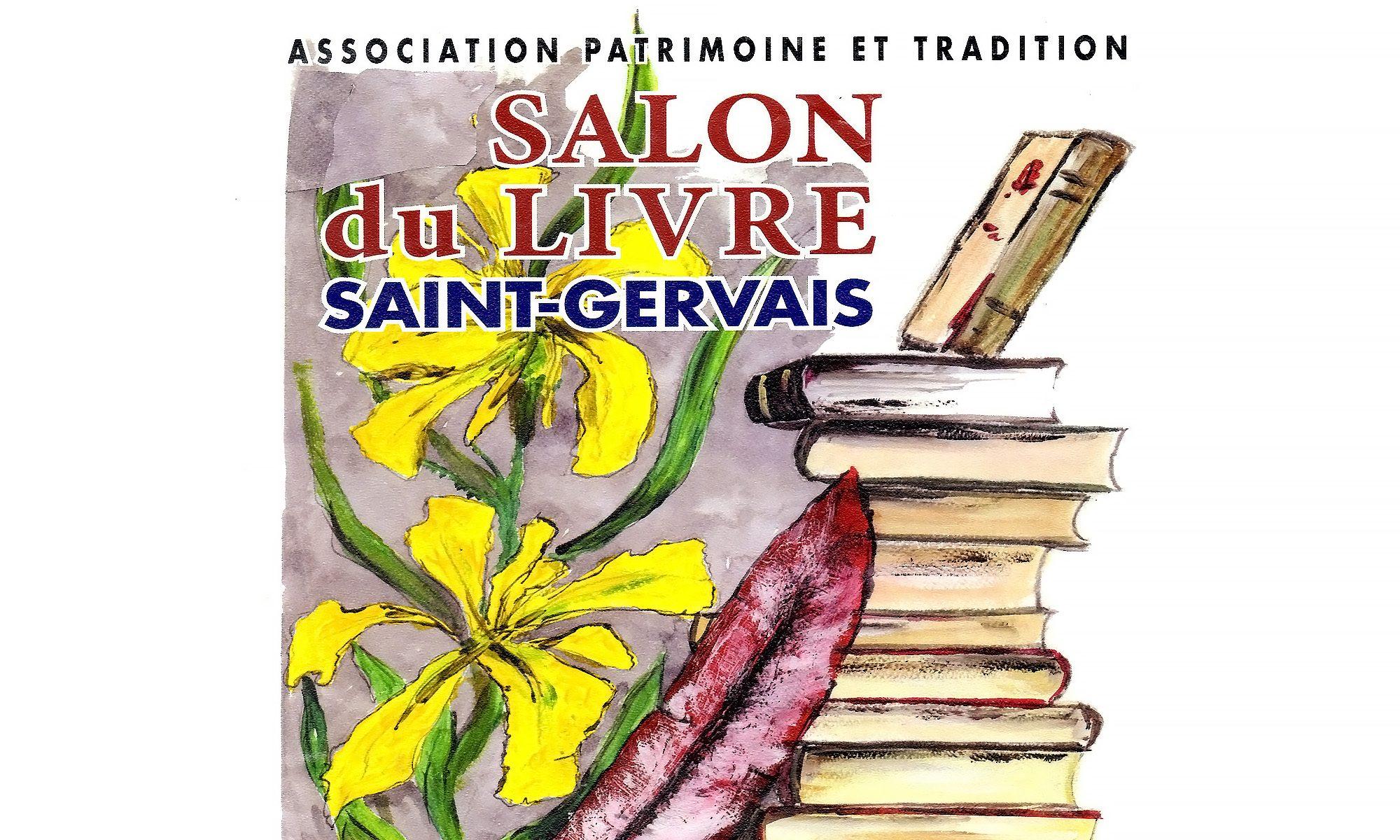 Salon du Livre Saint Gervais